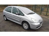2006 Citroen Xsara Picasso Desire 1.6 Petrol 16V 8 Month MOT Immaculate Condition..