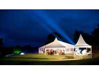 MARQUEE ERECTORS WANTED