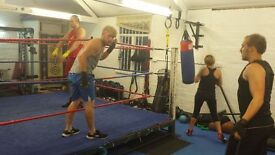 Boxing Hi-Tech skills at Finchley ABC, 1to1 sessions or 2 to 1. Personal Training.