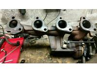 Turbo and manifold