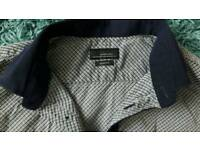 Zara Men shirt, Slim Fit size M- new