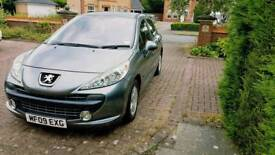 Peugeot 207 1.4 VTi Sport 35000miles only, for sale.