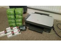 Epson printer with loads of ink