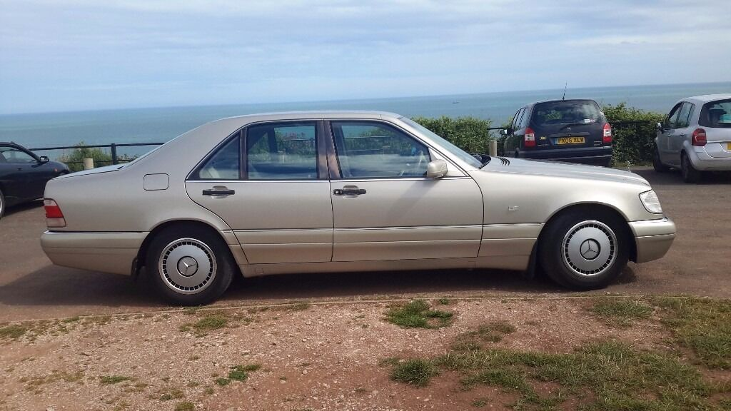 Mercedes benz s280 class in torquay devon gumtree for Mercedes benz s280 for sale