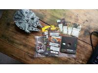 Star Wars X Wing Minatures Millenium Falcon
