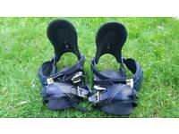 Zombie bindings in used condition marks here and rhere but still usable! Can deliver or post!