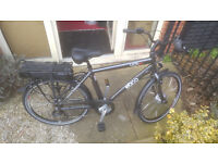 ebco UCR:10 Urban commutor electric bicycle