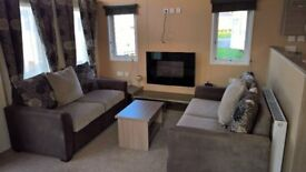Static caravan lodge holiday home for sale sited on 11 month park north west norfolk coast