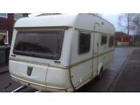1994 Tabbert comtesse 5/5 5 berth caravan