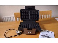 Waffle Maker by Krupps