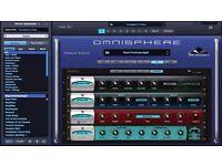 SPECTRASONICS OMNISPHERE 2.2 (for PC/MAC)