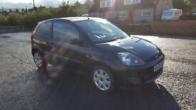 Ford Fiesta 2008 Climate - Low Miles - MoT Oct 17 - Beautiful Condition.