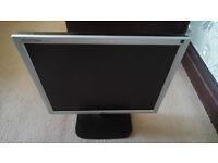 LG 17Inch Monitor