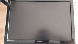"technika TV 22"" - Broken, no picture - ideal for spare parts"