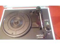 akura record player