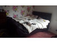 Double room available on Mon to Fri at 320 pcm including all bills