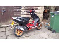 Moped 50 cc