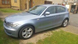 BMW 1 SERIES DIESEL 2.0 LTR MANUAL