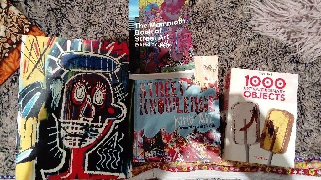 Art Books For Sale Basquiat Taschen Street Graffiti