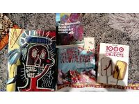 Art books for sale, Basquiat, Taschen, Street art, graffiti