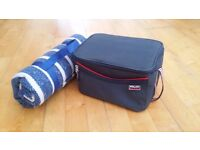 Perfect Picnic Pack - Small Cooler and Rug