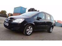2008 | Vauxhall Zafira 1.9 CDTi Exclusiv | LOW MILEAGE++ 2 LADY OWNERS | YEAR MOT | SERVICE HISTORY