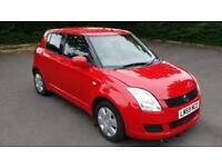 SUZUKI SWIFT 2010, ONE YEAR MOT, £1750