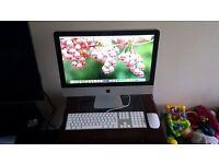 "iMac 21.5"" Intel Super i5 Quad Core 2.5Ghz, 8GB DDR3 RAM, 500GB HD, RADEON HD 6750M 512MB,El Capitan"