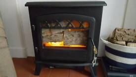 Electric stove/fire/heater