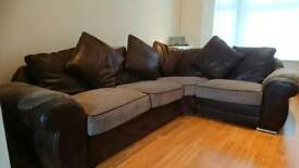 Beautiful large corner couch in excellent condition