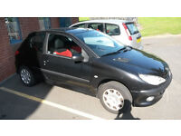 Peugeot 206 1.1L Fever Ideal First Car Cheap Insurance