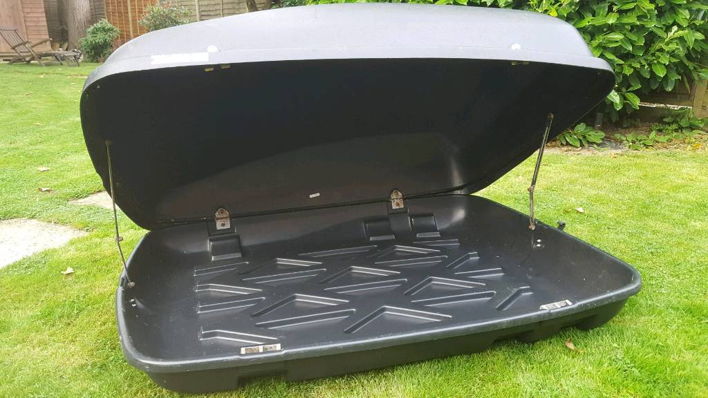 Roof box Halfords