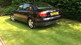 2003 Audi A4 1.9Tdi SE with Multitronic Auto transmission. 1 owner. X elent condition