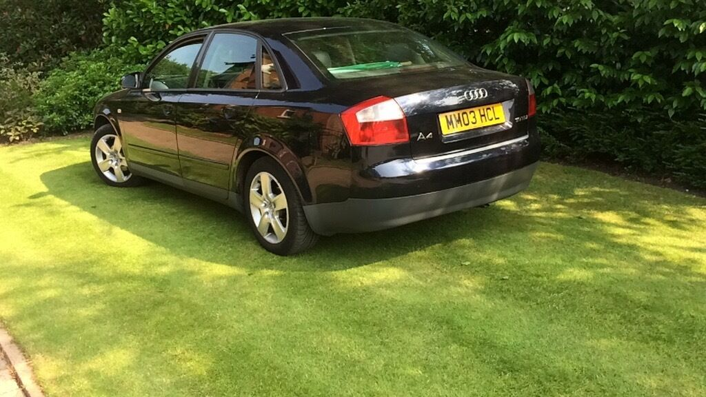 2003 Audi A4 1 9tdi Se With Multitronic Auto Transmission 1 Owner