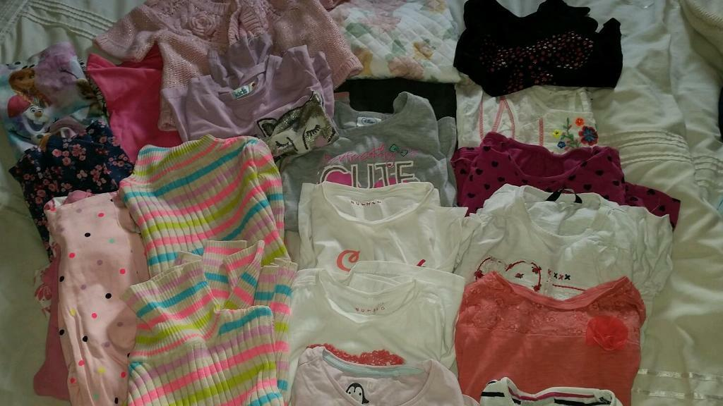 Girls 4-5 years clothes