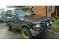 N reg land rover discovery 300tdi