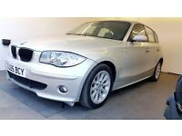 2005   BMW 120D SE   Auto   Diesel   LEATHER -------- SENSORS --------- IMMACULATE AUTOMATIC