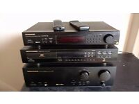 Marantz PM66SE, CD67, Pioneer F-294RDS tuner for sale.
