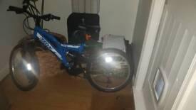 Boys Mountain Bike 7-9yrs