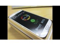 Samsung Galaxy S4 Mobile Phone, White, Unlocked. Boxed