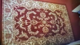 Persian Rug. Very good cheap. Collect today cheap
