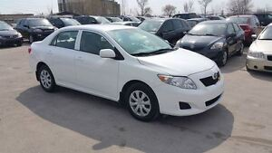 2009 Toyota Corolla Remote Start and Heated Seats