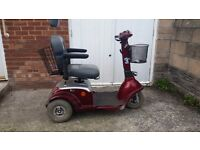 Reliable mobility scooter