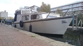 Dutch Sea-Going Cruiser for sale or SWAP!!!