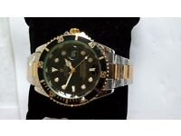 Luxury Rolex Submariner Men's Watch for sale