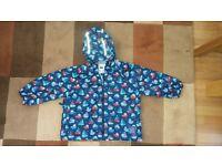 Jojo Maman Bebe Pack-away Pixie Jacket - 3 yrs