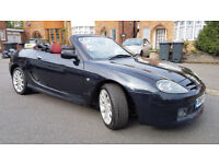 RARE MG TF 80th ANNIVERSARY 2004