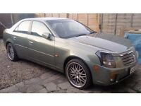 CTS SPORT CADILLAC 55 PLATE