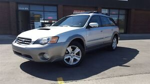 2005 Subaru Outback LIMITED XT  / 4 BRAND NEW TIRES