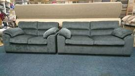 Brand new 3+2 seaters sofas